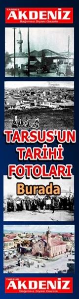 Tarsus'un tarihi fotoları