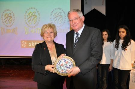 Uluslararası Gençlik Ödülleri Tarsus'ta Sahiplerini Buldu