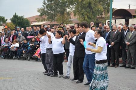 Tarsus'ta Engelliler Günü-Aralık 2012