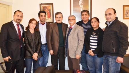 Akdeniz Gazetesi-Ziyaretler-2013-2