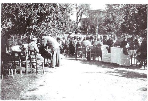 Bir zamanlar Tarsus Parkı