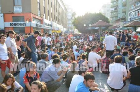 Taksim Direnişe, Tarsus'tan Destek-2