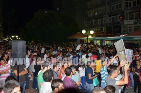 Gezi Parkı-Tarsus Eylemleri-4