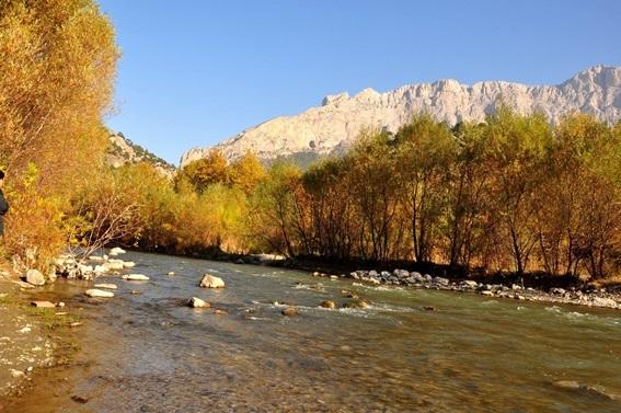 Tarsus'un doğal güzellikleri (Foto Galeri)