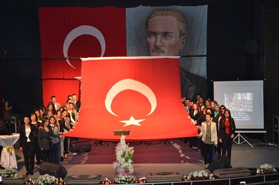 Tarsus'ta 24 Kasım etkinlikleri-2015