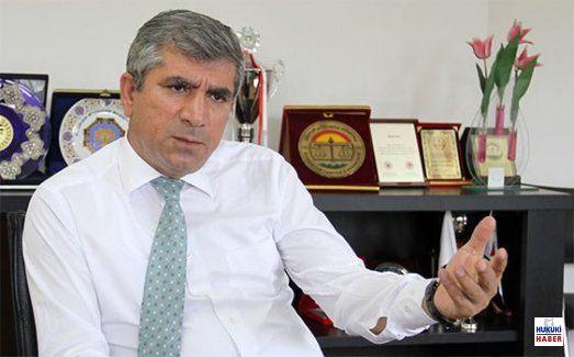 Baro Başkanı Tahir Elçi fotoğrafları