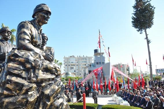 Çanakkale Zaferi-Tarsus Kutlaması-2016