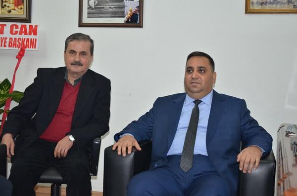 Tarsus Akdeniz 24 Yaşında/Ziyaretler 1 (2017)