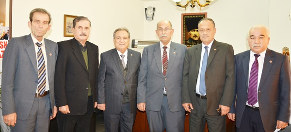 Tarsus Akdeniz 24 Yaşında/Ziyaretler 2 (2017)