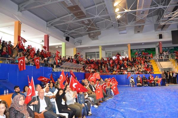"""Tarsus'ta """"Türkülerde Şehitlerimiz"""" Etkinliği"""