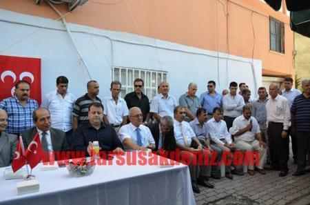 Tarsus MHP-2013 Ramazan Bayramı