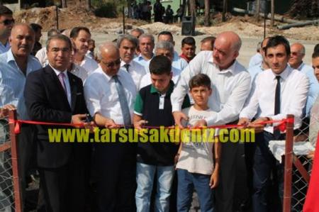 Çamlıyayla-Türkeş Parkı