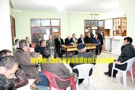 MHP Çamlıyayla-Fakılar Köyü