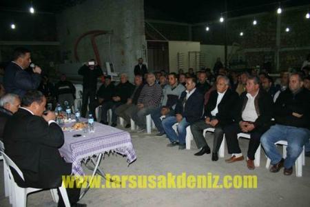 Şevket Can-Seçim Çalışması 26 Aralık