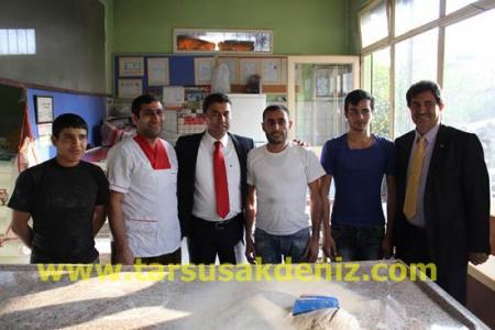 Mustafa Sever-Mersin Mahalleler