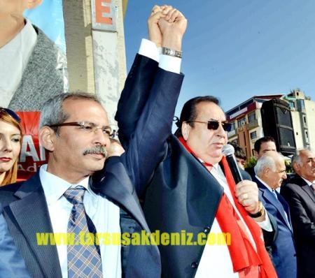 Macit Özcan-Tarsus aday tanıtımı
