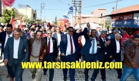 CHP Köy ve Beldeler-Tarsus