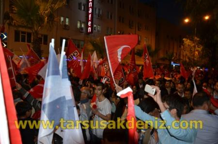 Kemal Kılıçdaroğlu Tarsus'ta