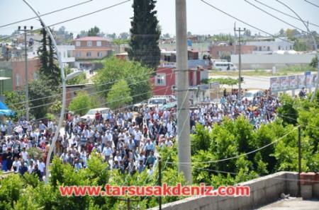 Rıza Bayram Cenaze Töreni-Foto Galeri