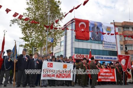 Tarsus'un Kurtuluş Yıl Dönümü-2014