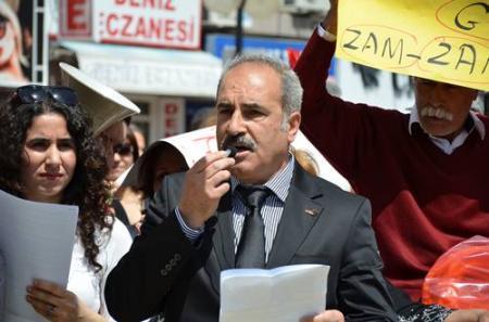 EŞEKLİ PROTESTO