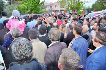 CHP lideri Kılıçdaroğlu Tarsus'ta
