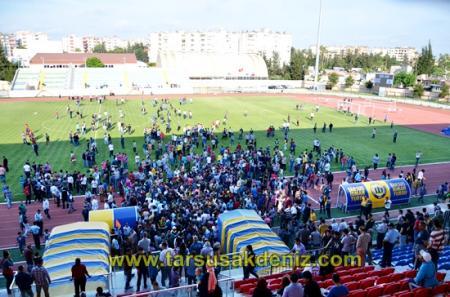 Tarsus İdmanyurdu Of maçı