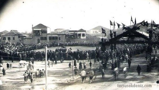 Tarsus eski Cumhuriyet Meydanı