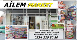 Tarsus Ailem Market