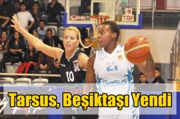 Tarsus Belediyespor, Sahasında Beşiktaş'ı 70-64 Yendi