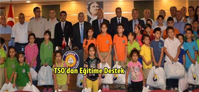 Tarsus TSO'dan Eğitime Destek