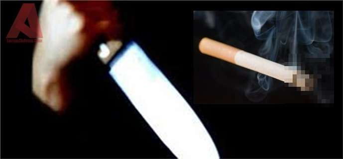 25 yaşındaki genç sigara vermediği için öldürüldü