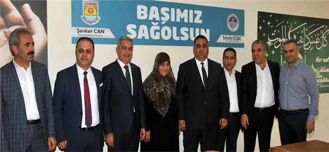Hacı Gülizar Yıldırım Taziye Evi Törenle Açıldı