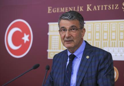 CHP'li Kuyucuoğlu TCDD ve MEB'deki sorunları meclise taşıdı