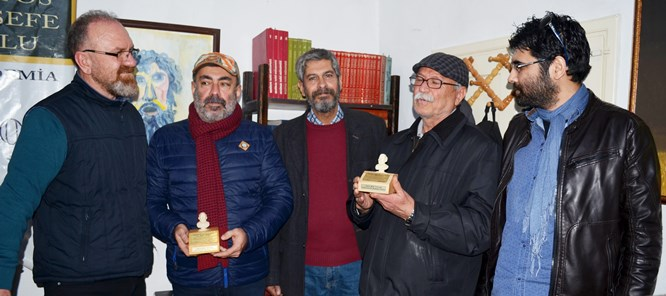 Aratos Ödülleri Verildi