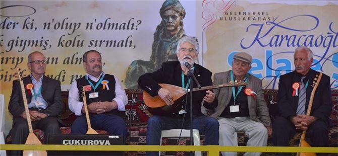 15. Uluslararası Karacaoğlan Şiir Akşamları Başladı