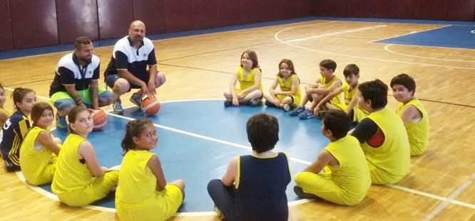 Tarsus Fenerbahçe Basketbol Okulu Yaz Dönemi Çalışmaları Başlıyor