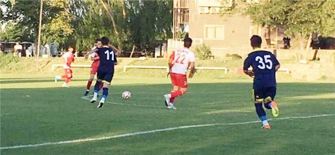 Tarsus İdmanyurdu, oynadığı 2 hazırlık maçını kazandı