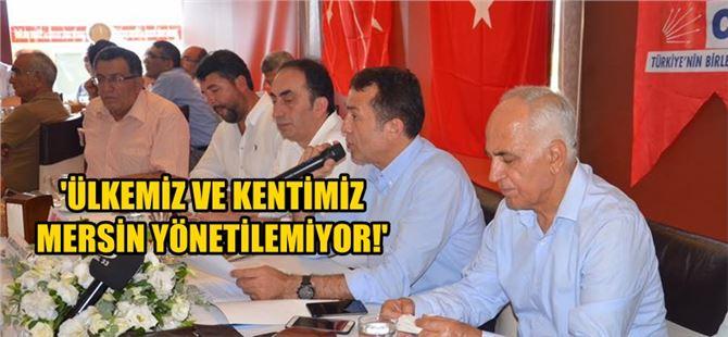 CHP'li Özyiğit'ten, Hükümet ve Kocamaz'a Eleştiri