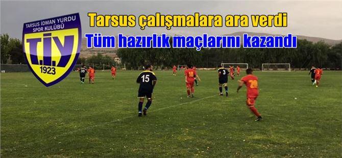 Tarsus Nevşehir Kampına Ara Veriyor