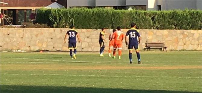 Tarsus İdmanyurdu hazırlık maçlarına devam ediyor