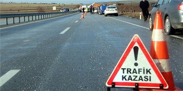 Adana'da ölümlü trafik kazası