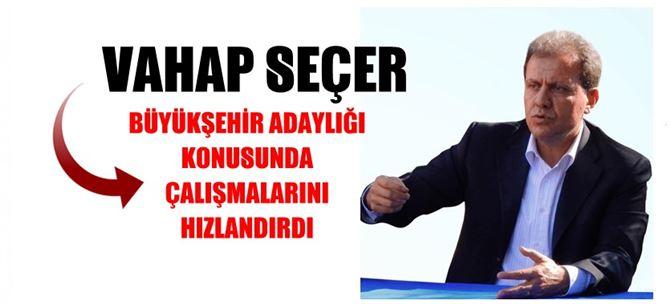 CHP'li Seçer, Büyükşehir Adaylığı İçin Saha Çalışmasını Sürdürüyor