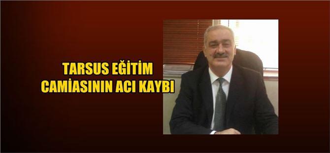 Tarsuslu eğitimci Ali Ergin yaşamını yitirdi
