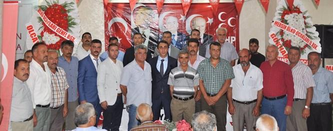 MHP Çamlıyayla Kongresi De Tamamlandı