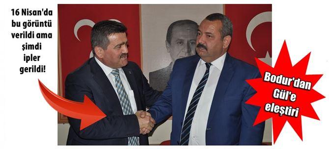 Ertuğrul Bodur, sosyal medya üzerinden İbrahim Gül'ü eleştirdi