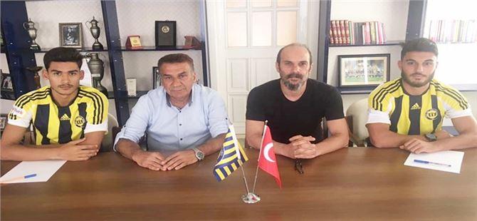 Tarsus İdmanyurdu transferin son günü iki oyuncuyla daha el sıkıştı