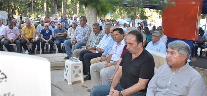 CHP'liler Tam Kadro Kaya Mutlu'yu Andı