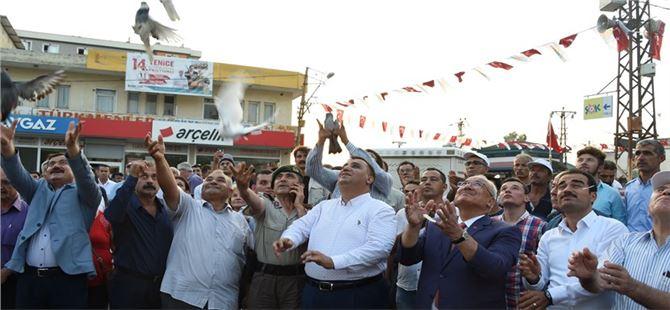 14'ncü Yenice Barış ve Kültür Festivali Coşkuyla Kutlandı