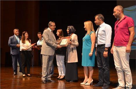 Mersin'de Eğitim Buluşmaları Toplantısı